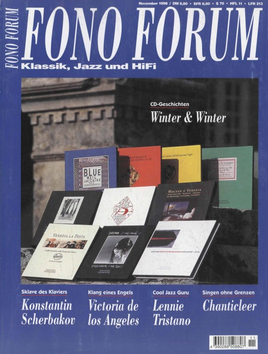 FonoForum November 1998