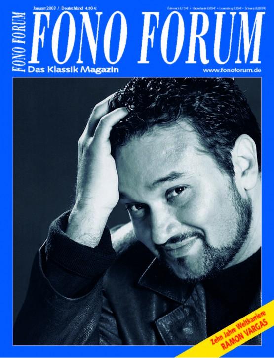 FonoForum Januar 2003