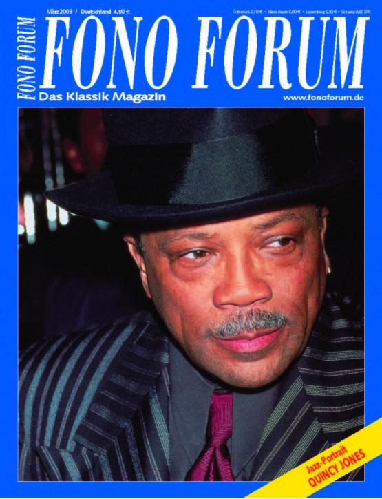 FonoForum März 2003