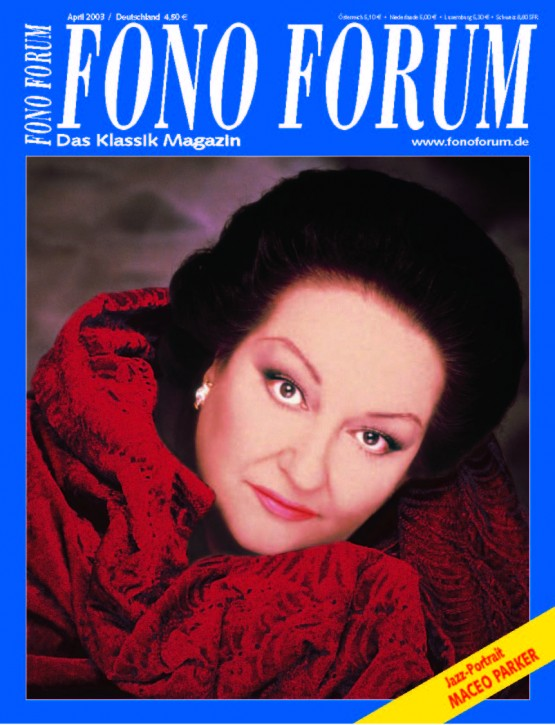 FonoForum April 2003