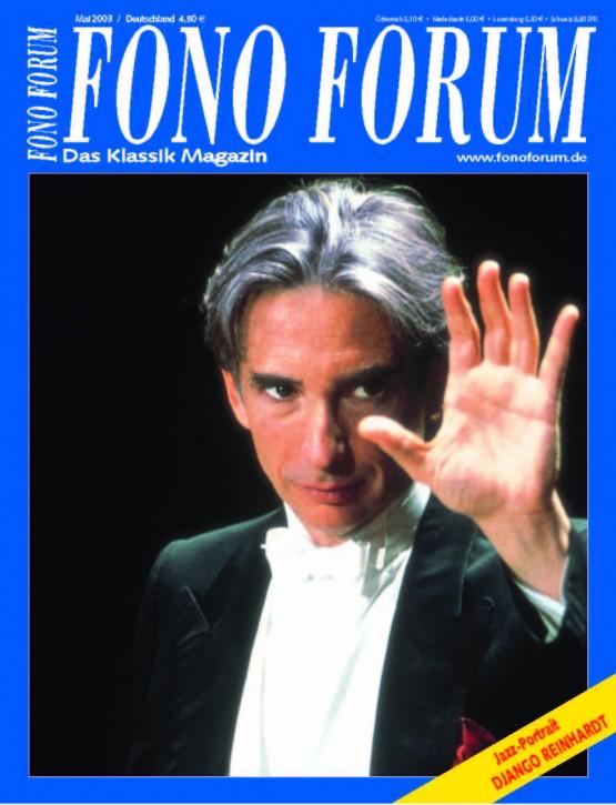 FonoForum Mai 2003