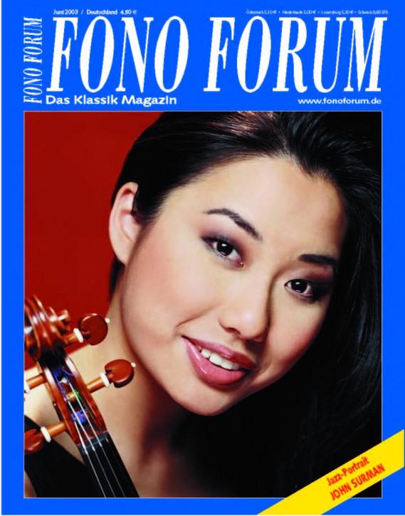 FonoForum Juni 2003