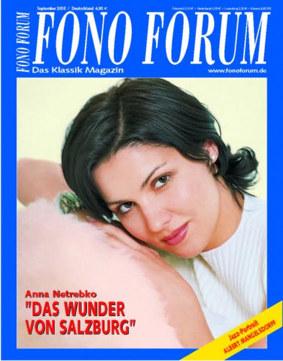 FonoForum September 2003