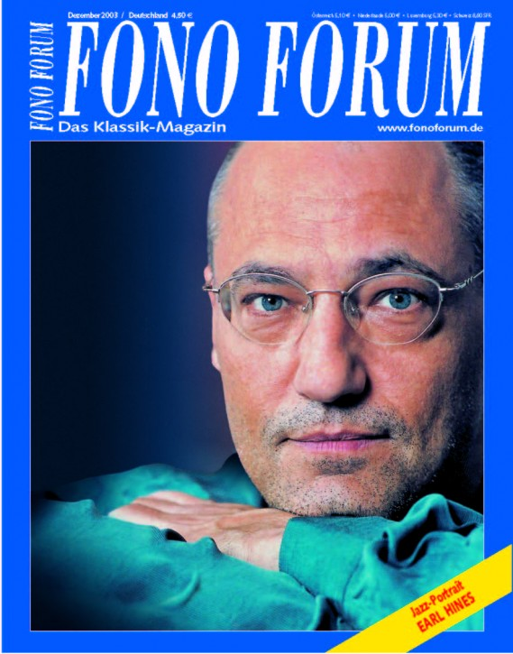 FonoForum Dezember 2003