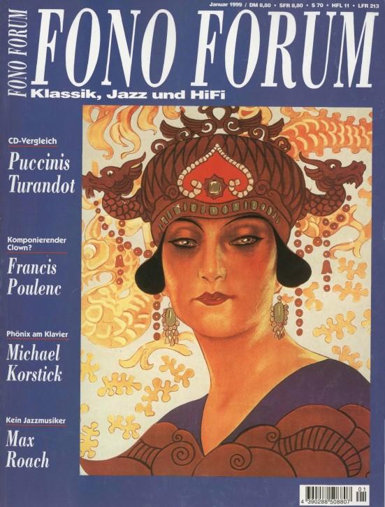 FonoForum Januar 1999