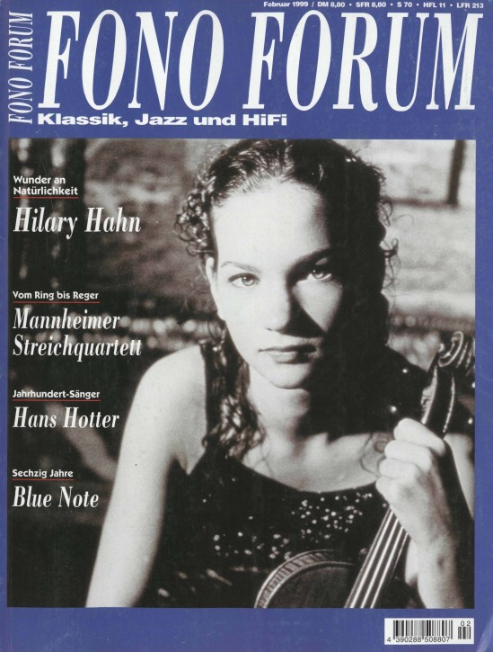 FonoForum Februar 1999