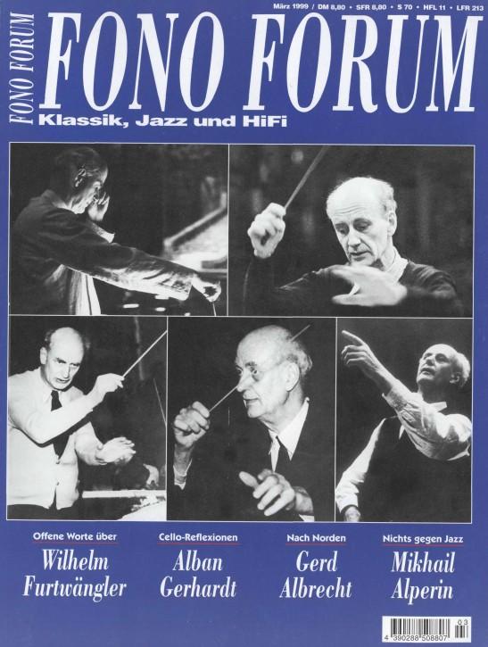 FonoForum März 1999