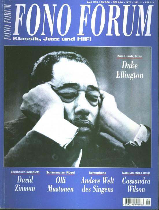 FonoForum April 1999