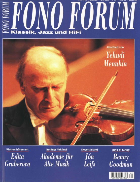 FonoForum Mai 1999