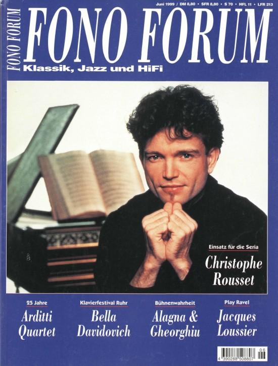 FonoForum Juni 1999