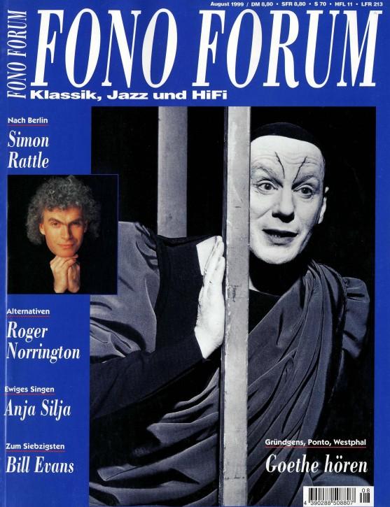 FonoForum August 1999