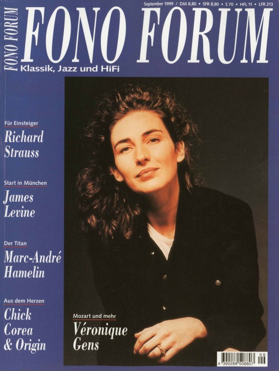FonoForum September 1999