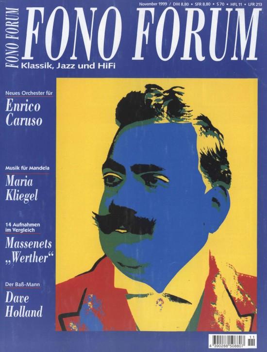 FonoForum November 1999