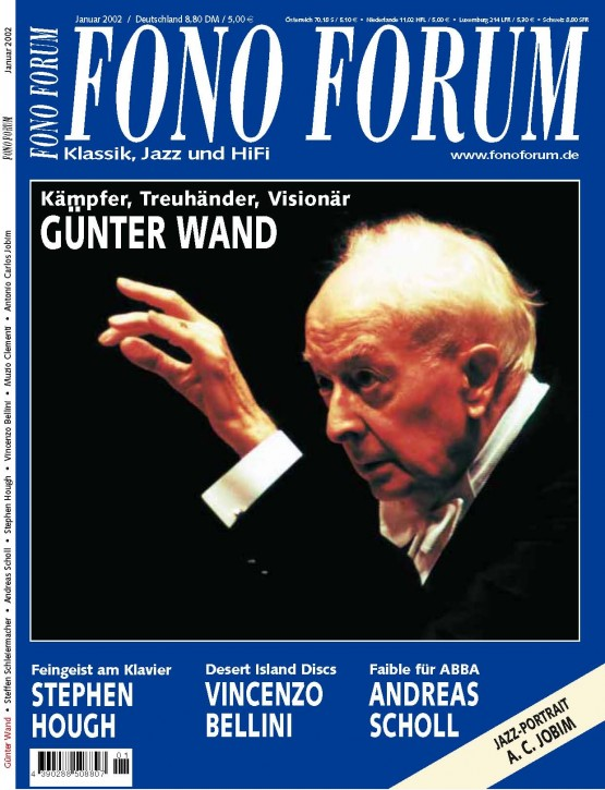 FonoForum Januar 2002