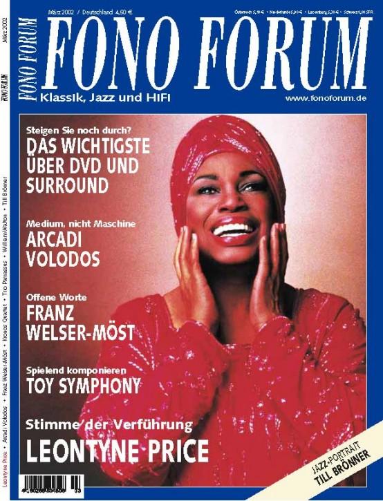 FonoForum März 2002