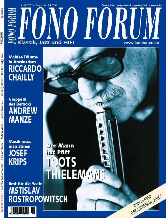 FonoForum April 2002