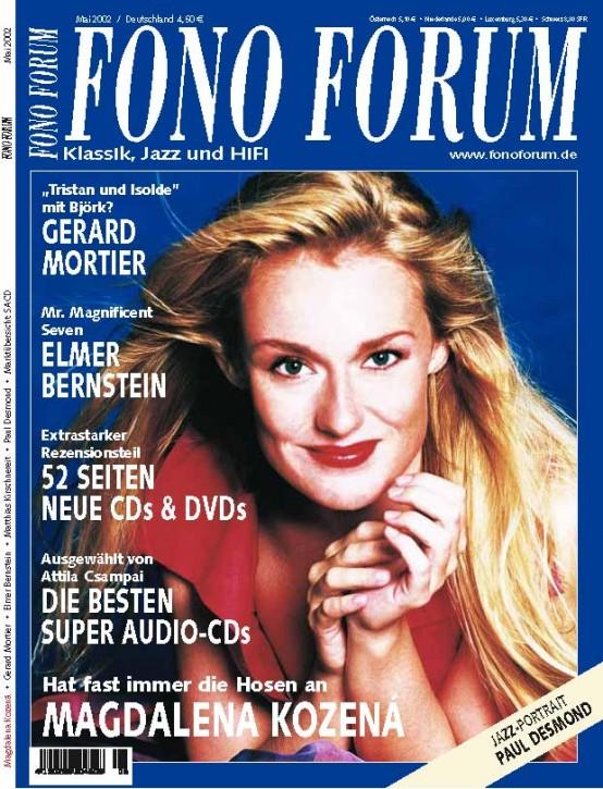 FonoForum Mai 2002