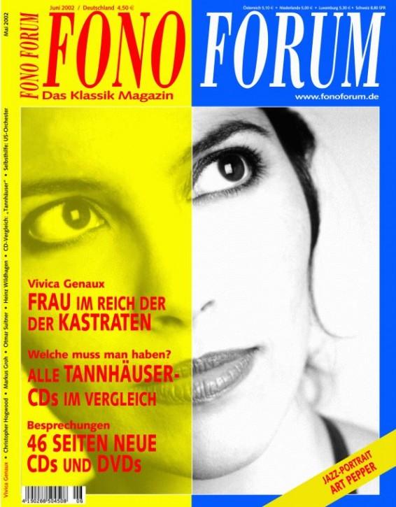 FonoForum Juni 2002