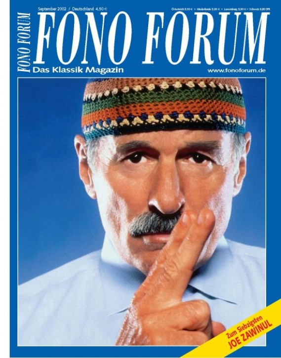 FonoForum September 2002