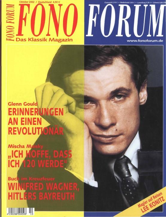 FonoForum Oktober 2002