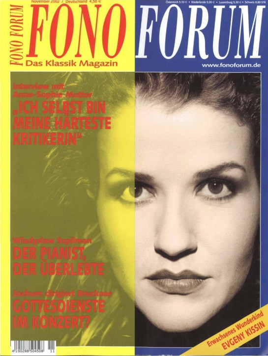 FonoForum November 2002