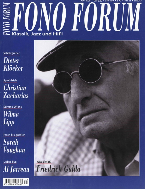 FonoForum April 2000