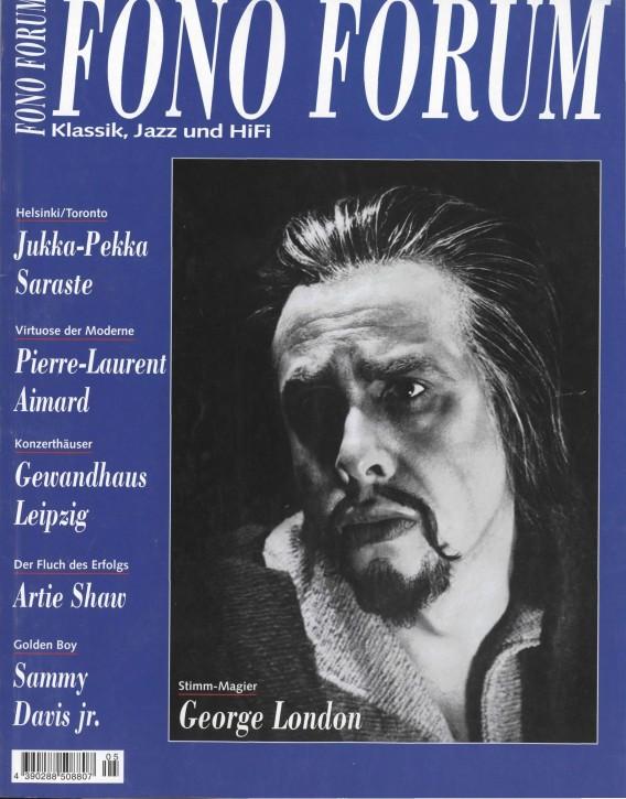 FonoForum Mai 2000