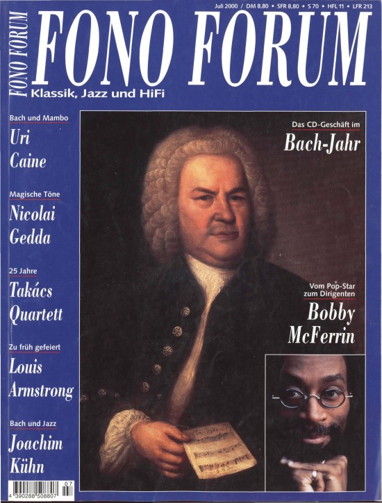 FonoForum Juli 2000