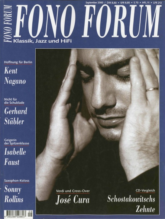 FonoForum September 2000
