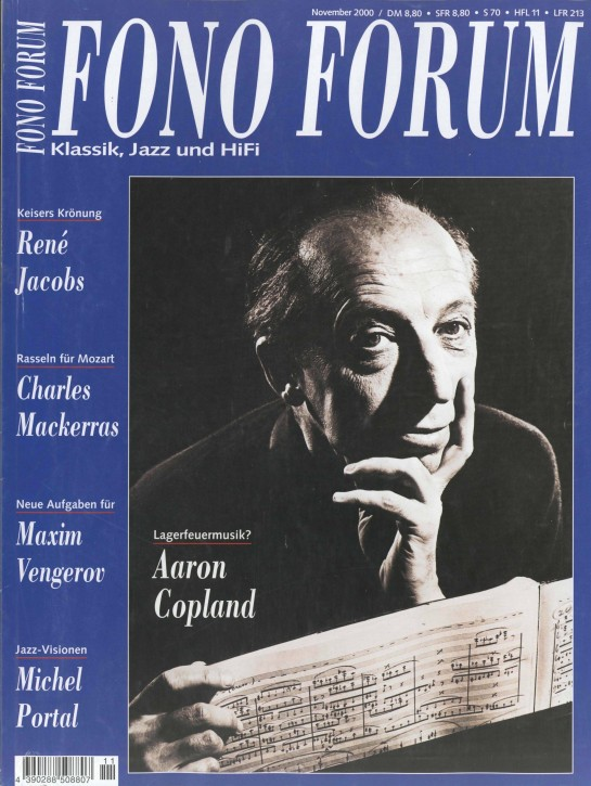 FonoForum November 2000