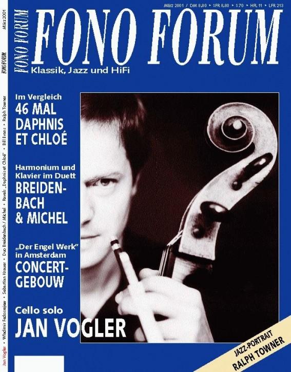 FonoForum März 2001