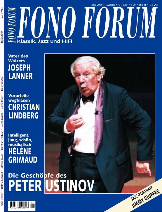 FonoForum April 2001