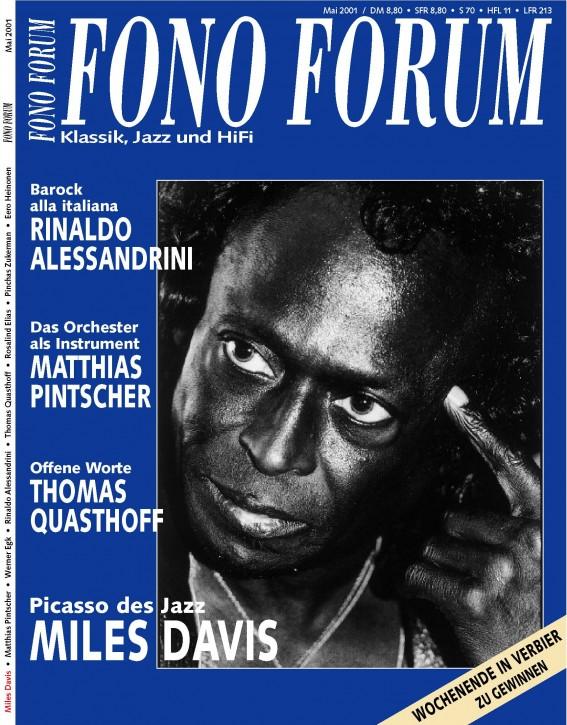 FonoForum Mai 2001