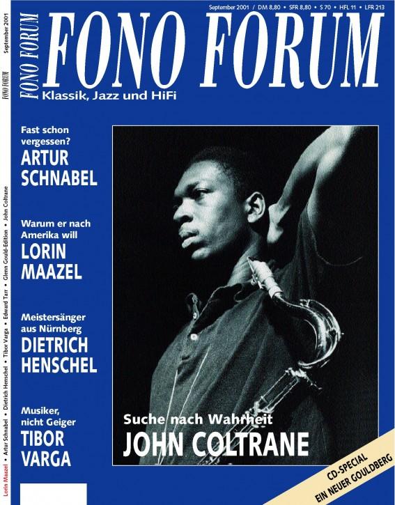 FonoForum September 2001