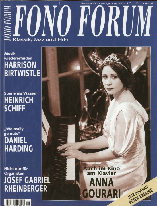 FonoForum November 2001