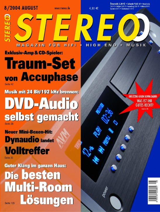 STEREO August 2004