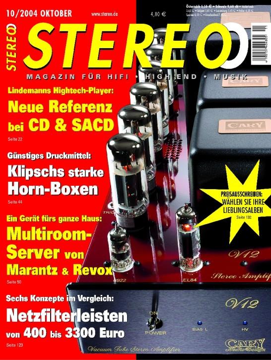 STEREO Oktober 2004