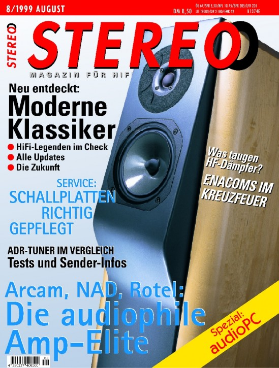 STEREO August 1999