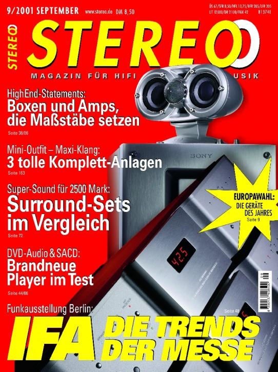 STEREO September 2001