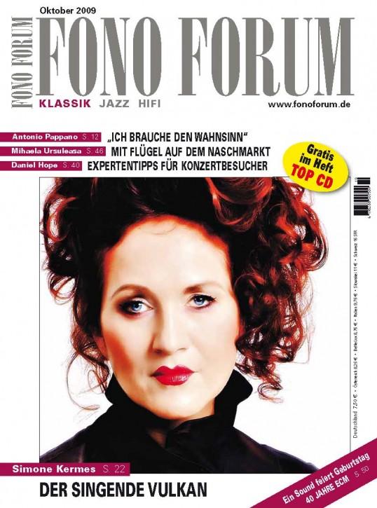 FonoForum Oktober 2009