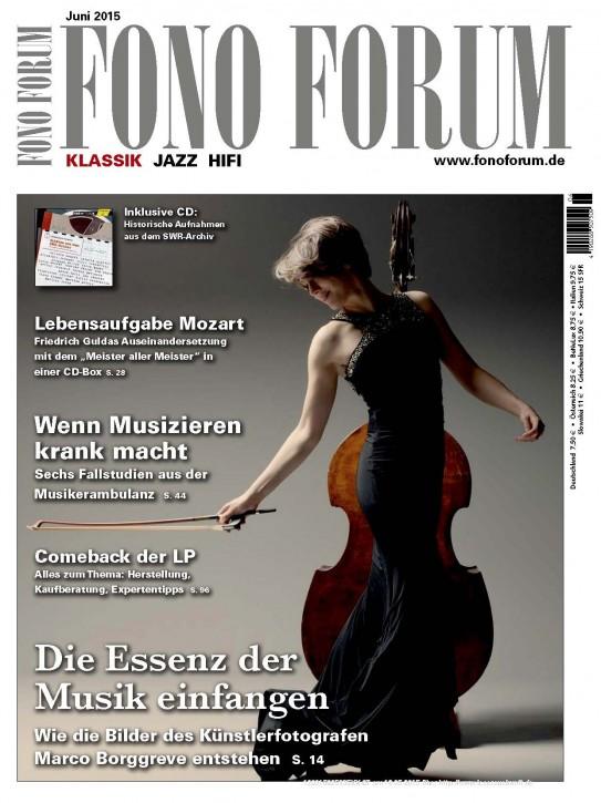 Fono Forum Juni 2015