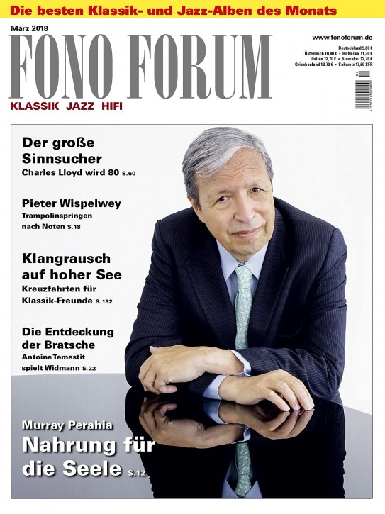 FONO FORUM März 2018
