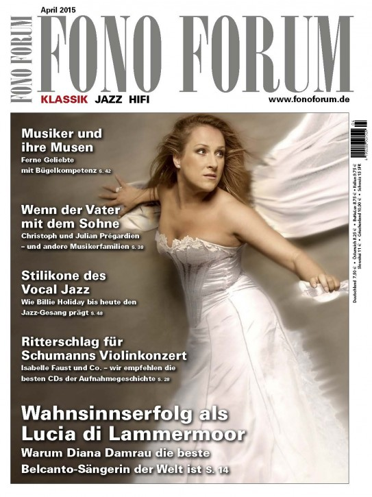 Fono Forum April 2015