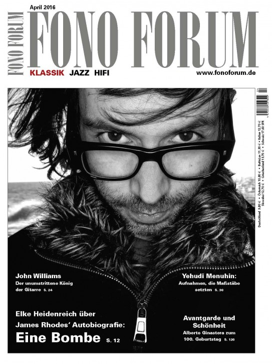 Fono Forum April 2016