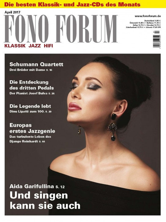 FONO FORUM April 2017