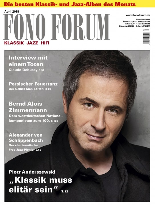 FONO FORUM April 2018