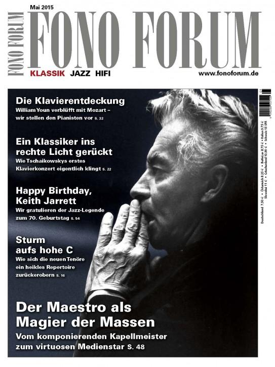 Fono Forum Mai 2015