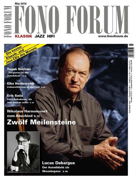 Fono Forum Mai 2016