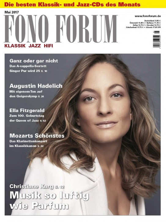 FONO FORUM Mai 2017