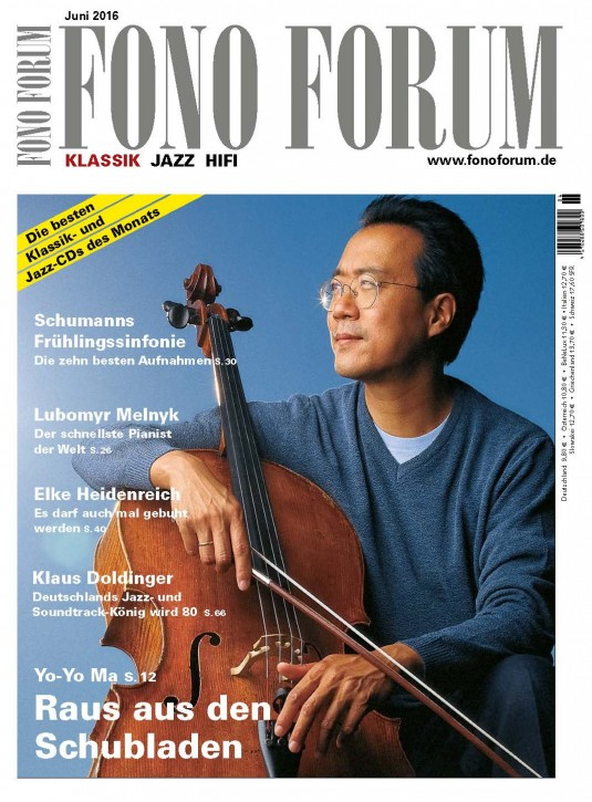Fono Forum Juni 2016